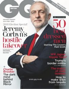 British GQ – January, 2018 [PDF]