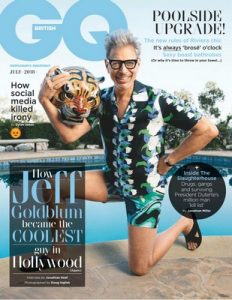 British GQ – July, 2018 [PDF]