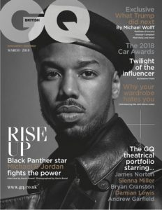 British GQ – March, 2018 [PDF]