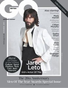 British GQ – October, 2017 [PDF]