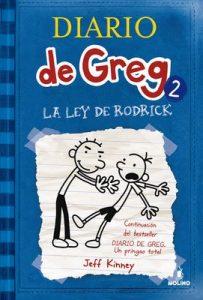 Diario de Greg 2. La ley de Rodrick – Jeff Kinney, Esteban Morán [ePub & Kindle]