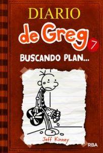 Diario de Greg 7. Buscando plan… – Jeff Kinney, Esteban Morán [ePub & Kindle]