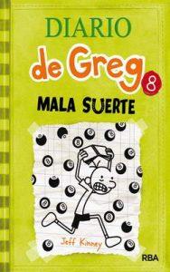 Diario de Greg 8. Mala Suerte – Jeff Kinney, Esteban Moran [ePub & Kindle]