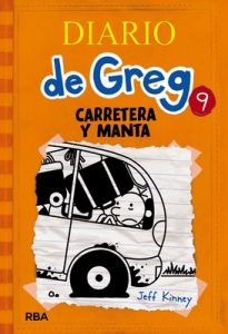Diario de Greg 9. Carretera y manta – Jeff Kinney, Esteban Moran [ePub & Kindle]