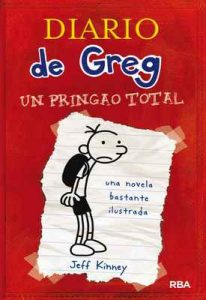 Diario de greg 1: un pringao total – Jeff Kinney, Esteban Moran [ePub & Kindle]