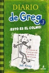 Diario de greg 3. !Esto es el colmo! – Jeff Kinney, Esteban Morán [ePub & Kindle]
