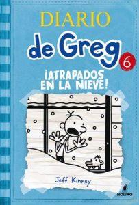 Diario de greg 6. !Atrapados en la nieve! – Jeff Kinney, Esteban Morán [ePub & Kindle]