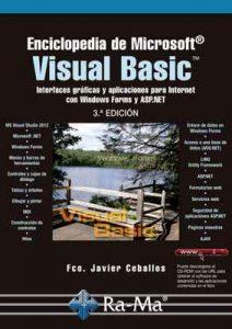 Enciclopedia de Microsoft Visual Basic. 3ª edición (Profesional) – Fco. Javier Ceballos Sierra [ePub & Kindle]