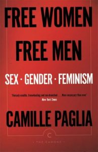 Free Women, Free Men: Sex, Gender, Feminism (Canons) – Camille Paglia [ePub & Kindle] [English]