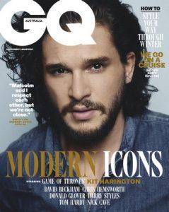 GQ Australia – August, 2017 [PDF]