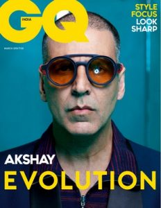 GQ India – March, 2018 [PDF]