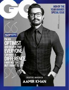 GQ India – October, 2017 [PDF]