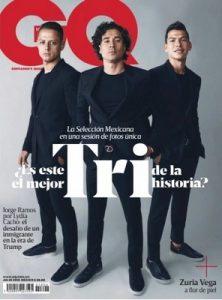 GQ México – Julio, 2018 [PDF]