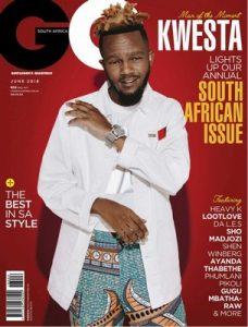 GQ South Africa – June, 2018 [PDF]
