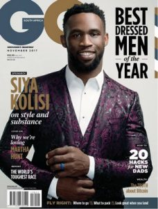 GQ South Africa – November, 2017 [PDF]