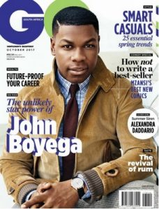 GQ South Africa – October, 2017 [PDF]