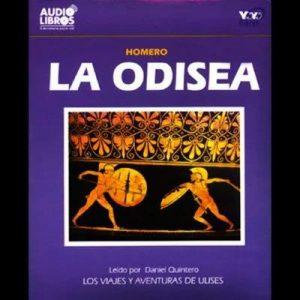La Odisea [The Odyssey] – Homer [Narrado por Rolando Aguero, Ricardo Lani, Adolfo Duncan, Miguel Durán, Erica Berán, Amparo Peña, Aldo Lumbía] [Audiolibro] [Español]
