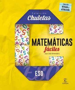 Matematicas faciles ESO – Juan Jose Armendariz [ePub & Kindle]