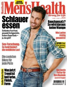Men's Health Germany – Mai, 2017 [PDF]