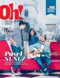 Oh! Magazine – 28 Julio, 2018 [PDF]