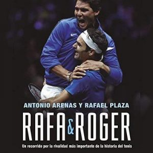 Rafa & Roger – Antonio Arenas, Rafael Plaza [Narrado por Xavi Martín] [Audiolibro] [Español]
