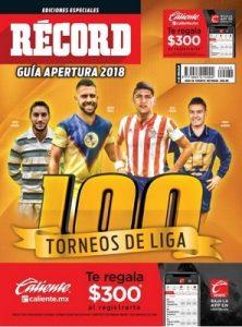 Record Ediciones especiales – GUÍA APERTURA, 2018 [PDF]