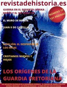 Revista de Historia – Numero 13, 2018 [PDF]