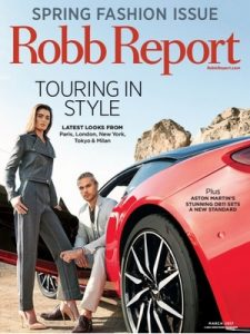Robb Report USA – March, 2017 [PDF]