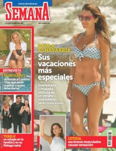 Semana España – 1 Agosto, 2018 [PDF]