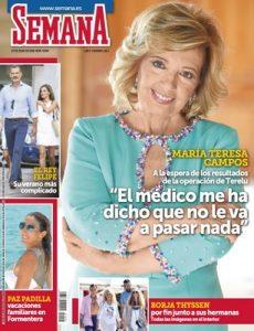 Semana España – 25 Julio, 2018 [PDF]