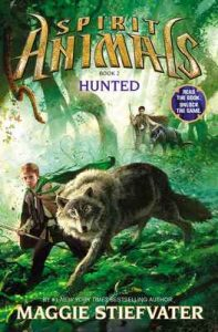 Spirit Animals: Book 2: Hunted – Maggie Stiefvater [ePub & Kindle] [English]
