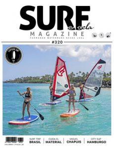 Surf a Vela #320 – Agosto-Septiembre, 2018 [PDF]