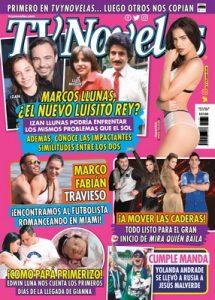 TVyNovelas México – 27 Julio, 2018 [PDF]