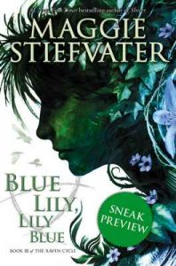 The Raven Cycle Book 3: Blue Lily, Lily Blue (Free Preview Edition) – Maggie Stiefvater [ePub & Kindle] [English]