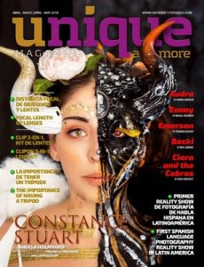Unique Magazine – Abril-Mayo, 2018 [PDF]