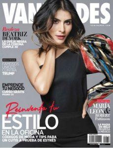 Vanidades México – 16 Agosto, 2018 [PDF]