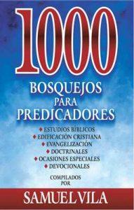 1000 Bosquejos Para Predicadores – Zondervan [ePub & Kindle]
