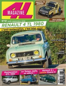 4L Magazine – Août, 2018 [PDF]