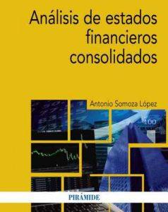 Análisis de estados financieros consolidados (Economía y Empresa) – Antonio Somoza López [ePub & Kindle]