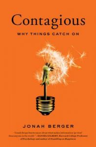 Contagious: Why Things Catch On – Jonah Berger [ePub & Kindle] [English]