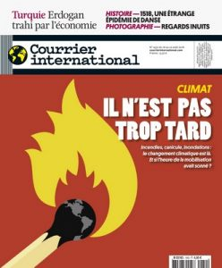 Courrier International – 16 Août, 2018 [PDF]