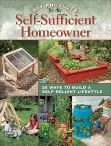 DIY Projects for the Self-Sufficient Homeowner – Editors of CPi [ePub & Kindle] [English]