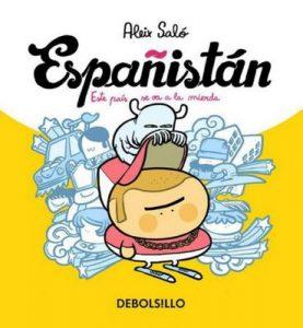 Españistán: Este país se va a la mierda – Aleix Saló [ePub & Kindle]