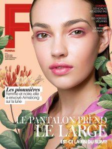 Femina France – 12 Août, 2018 [PDF]