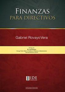 Finanzas para Directivos – Gabriel Rovayo Vera [ePub & Kindle]