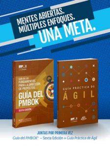 Guía de los Fundamentos Para la Direccian de Proyectos (guía del PMBOK) y Guía practica de agil – Project Management Institute [ePub & Kindle]