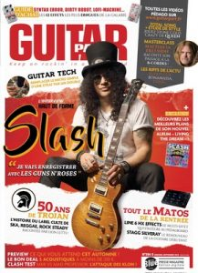 Guitar Part – Septembre, 2018 [PDF]