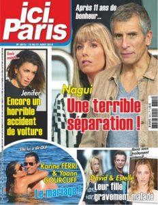 Ici Paris – 15 Août, 2018 [PDF]