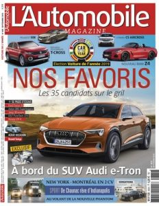 L'Automobile Magazine – Septembre, 2018 [PDF]