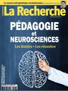 La Recherche – Septembre, 2018 [PDF]